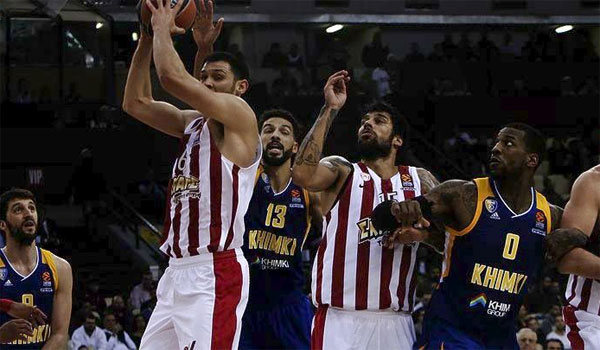 olubiakos euroleague